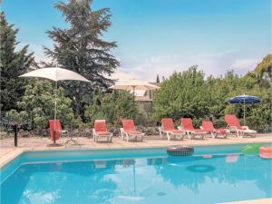 Holiday home La Bastide de Virac 26 with Outdoor Swimmingpool - Labastide-de-Virac