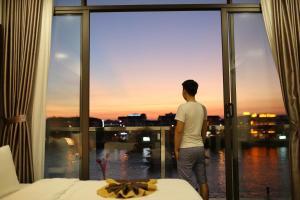 Moc Tra Hotel Tuan Chau Hạ Long, Отели  Халонг - big - 33