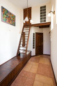 Barbakan gate apartment