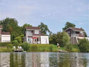 Three-Bedroom Holiday Home in Vlagtwedde - Over de Dijk