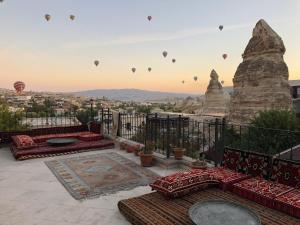Отель Cappadocia Stone Palace, Гереме