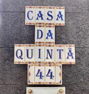 Casa da Quintã, Lagoa
