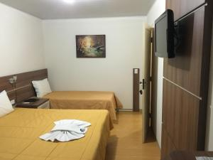 Elite Palace Hotel, Hotels  Prudentópolis - big - 33