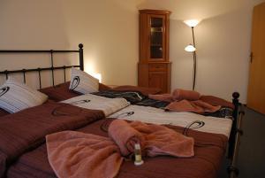 Hotel Churáňov, Отели  Стахи - big - 1