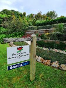 Oneroa Secret Garden Apartments, Apartmanok  Oneroa - big - 49