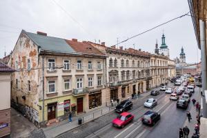 Apartments in Old Center, Апартаменты  Львов - big - 88