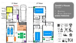 obrázek - Zenith's House