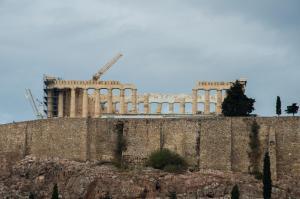 obrázek - ACROPOLIS view central apartment ATHENS
