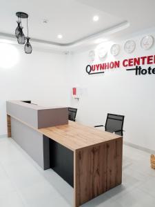 Quy Nhon center hotel