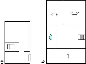 Apartment Friedr.-Ludw. Jahn Str X, Apartments  Ostseebad Koserow - big - 3