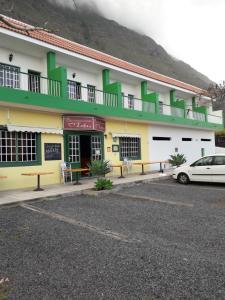 Apartamentos Las Casitas Frontera
