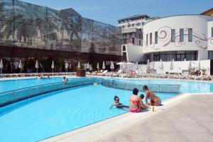 Luxury Two Room Apartment Residence Militari M3, Ferienwohnungen  Bukarest - big - 43