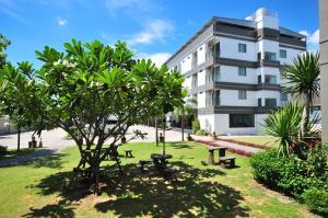 BS Residence Suvarnabhumi, Hotely  Lat Krabang - big - 31
