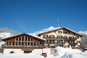 Hotel Cathrin - Engelberg