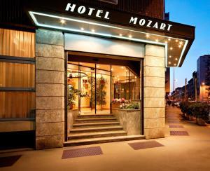 Hotel Mozart - AbcAlberghi.com