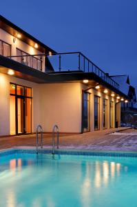 Spa Hotel Ezeri, Hotely  Sigulda - big - 1