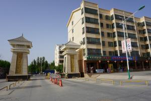 Dunhuang Sweet Home Stay Ningsai Branch, Alloggi in famiglia  Dunhuang - big - 1