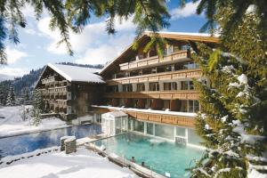 ERMITAGE Wellness- & Spa-Hotel - Gstaad