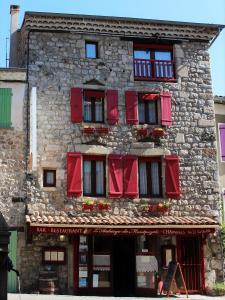 Accommodation in Montpezat-sous-Bauzon