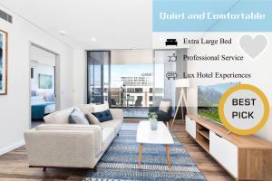 2 Bed Luxury apartment - Sydney