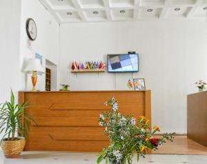 Ag Bina Hotel & Spa, Hotel  Naftalan - big - 28