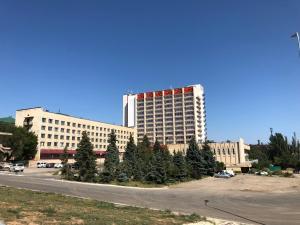 Гостиница Турист, Волгоград