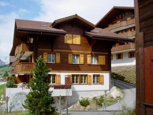 Apartment Saphir 2 - GriwaRent AG - Hotel - Grindelwald