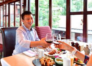 Jingshan Garden Hotel, Hotel  Pechino - big - 8