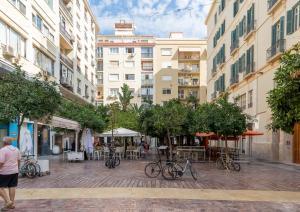 Marques de Larios Plaza Las Flores, Appartamenti  Malaga - big - 18