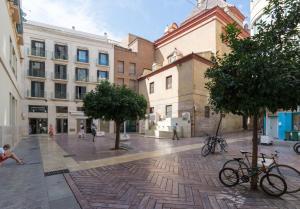 Marques de Larios Plaza Las Flores, Appartamenti  Malaga - big - 23