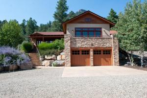 240 County Road 201 Home, Case vacanze  Durango - big - 15