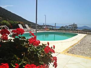 Mary's Villa with an amazing sea & sunset view, swimming pool Argolida Greece
