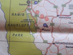 Neuhof Portion 2 Campsite, Campeggi  Sesriem - big - 32