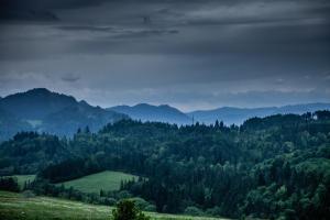 WILLA BORONIÓWKA Falsztyn nad Jeziorem Czorsztyńskim