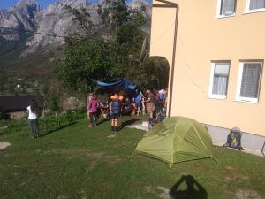 The guesthouse dedushi - Valbonë
