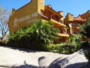 Hotel Puerta Del Mar Ixtapa, Apartmanhotelek  Ixtapa - big - 28