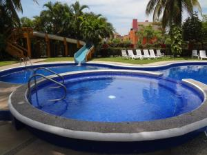 Hotel Puerta Del Mar Ixtapa, Apartmanhotelek  Ixtapa - big - 25