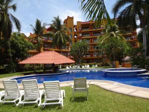 Hotel Puerta Del Mar Ixtapa, Apartmanhotelek  Ixtapa - big - 36