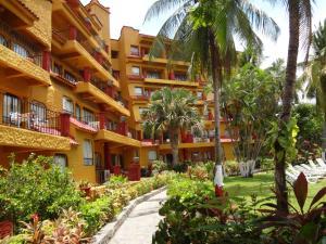 Hotel Puerta Del Mar Ixtapa, Apartmanhotelek  Ixtapa - big - 23
