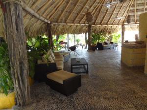 Hotel Puerta Del Mar Ixtapa, Apartmanhotelek  Ixtapa - big - 41