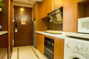 WAIFIDEN service Apartment Min Jian Fianance Branch, Appartamenti  Canton - big - 27