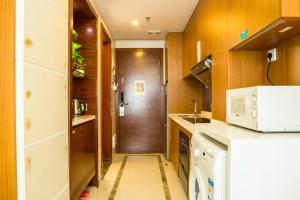 WAIFIDEN service Apartment Min Jian Fianance Branch, Appartamenti  Canton - big - 5