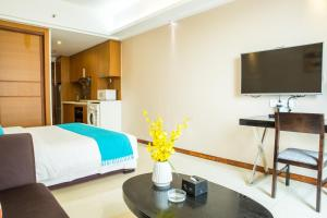 WAIFIDEN service Apartment Min Jian Fianance Branch, Appartamenti  Canton - big - 56