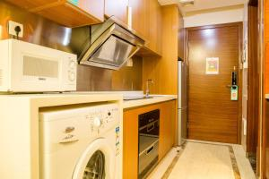 WAIFIDEN service Apartment Min Jian Fianance Branch, Appartamenti  Canton - big - 21