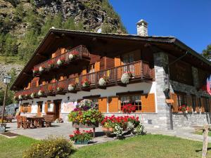 Residence Oberteil - Hotel - Gressoney-La-Trinité