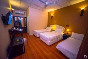 Gunbaru Inn, Vendégházak  Ukulhas - big - 94