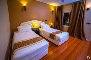Gunbaru Inn, Vendégházak  Ukulhas - big - 103