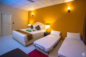 Gunbaru Inn, Vendégházak  Ukulhas - big - 11