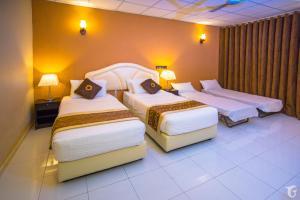 Gunbaru Inn, Vendégházak  Ukulhas - big - 107