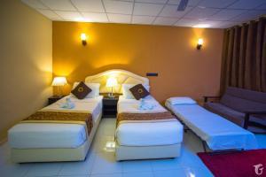 Gunbaru Inn, Vendégházak  Ukulhas - big - 60